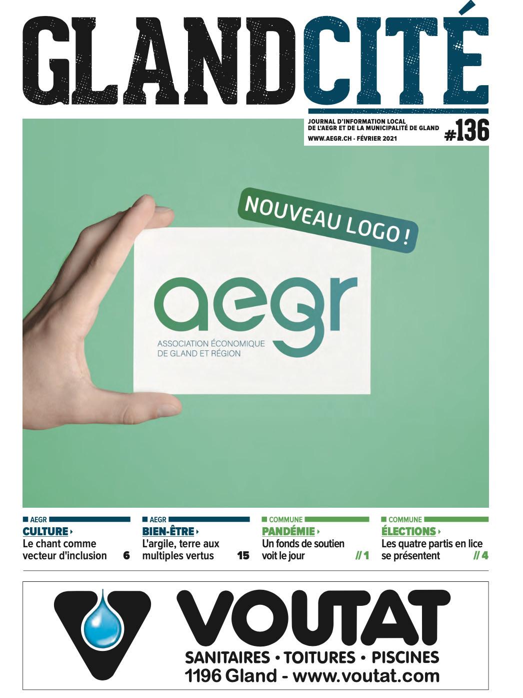 Gland Cité - édition février 2021