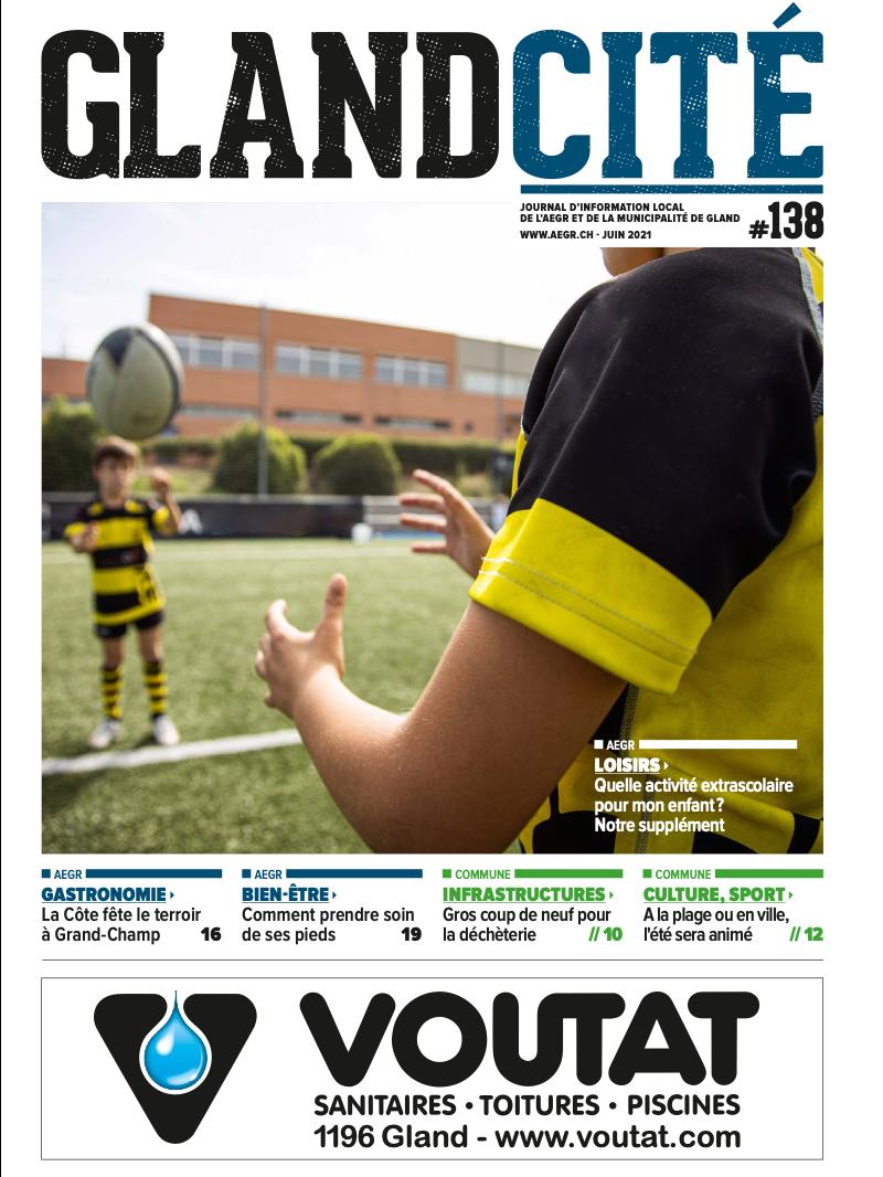 Gland Cité - édition juin 2021